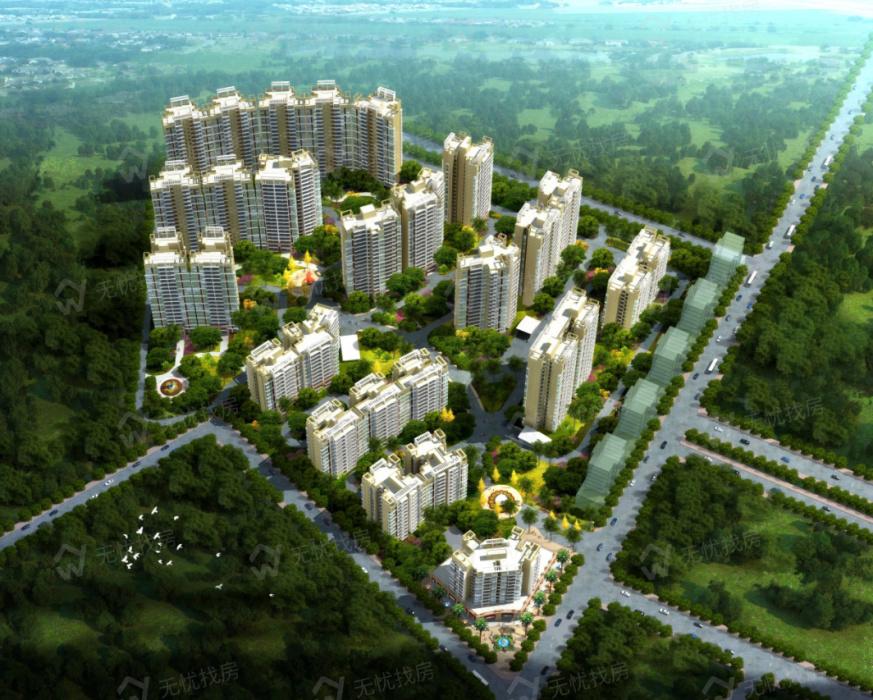 新房,汇泰锦城