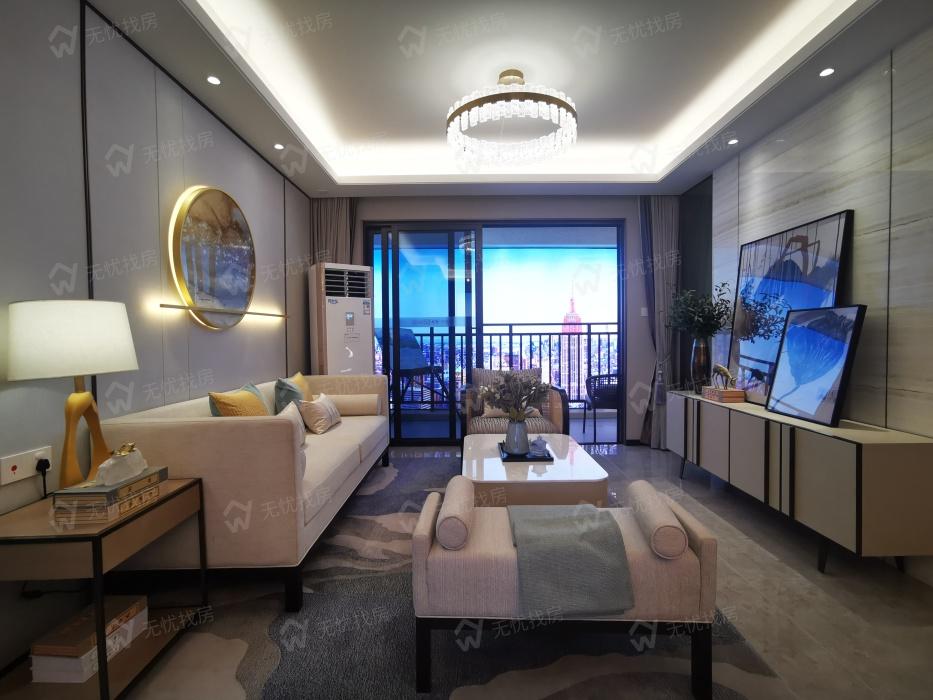新房,龙光玖悦台